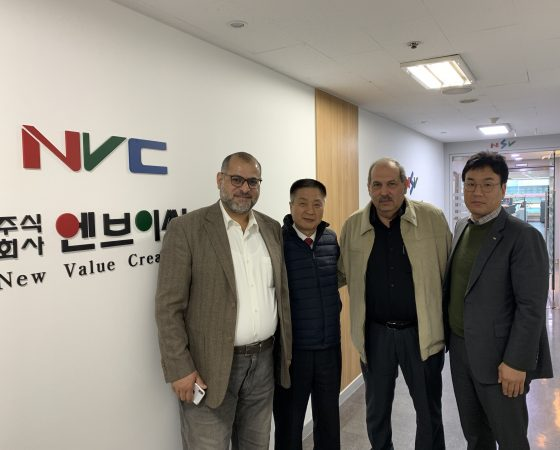 NSV Co.,Visit-Seoul South Korea,April 16,2019